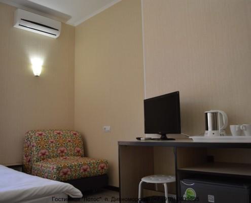 п. Дивноморский отель