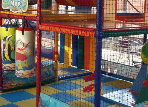 Детская площадка Дивноморский